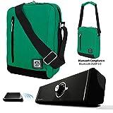 Adler Shoulder Bag Travel Case For Gigabyte S10, S1082 10.1-inch Tablet + Bluetooth Speaker