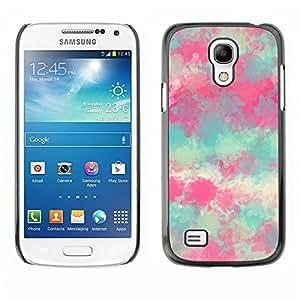 Caucho caso de Shell duro de la cubierta de accesorios de protección BY RAYDREAMMM - Samsung Galaxy S4 Mini i9190 MINI VERSION! - Painting Spring Nature Art