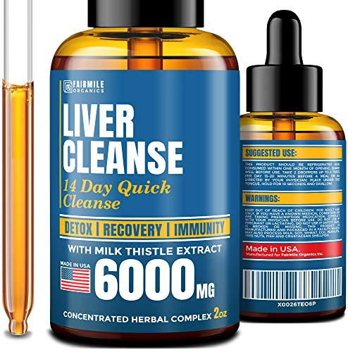 Liver Cleanse with 6000
