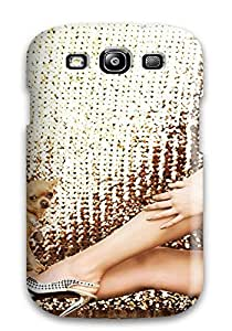 For Galaxy S3 Premium Tpu YY-ONE Celebrity Katharine Mcphee Protective Case