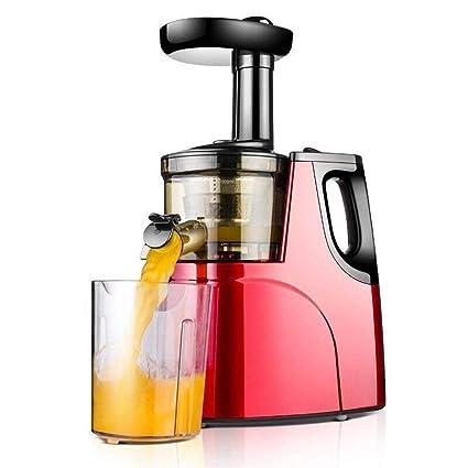 HhGold Exprimidor de Juicer Exprimidor de la casa Automático Multifuncional Mini Jugo de Frutas y Verduras