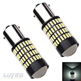 LUYED 2 X 1700 Lumens Extremely Bright 1156 4014 102-EX Chipsets 1156 1141 ...