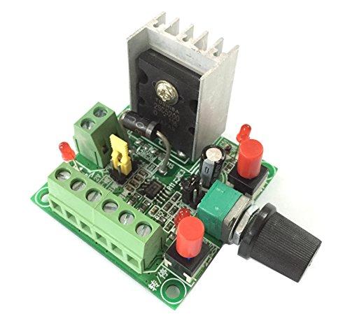 Qianson simple stepper motor drive controller reversing for Stepper motor buy online