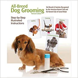 All Breed Dog Grooming Amazon Co Uk T F H Publications