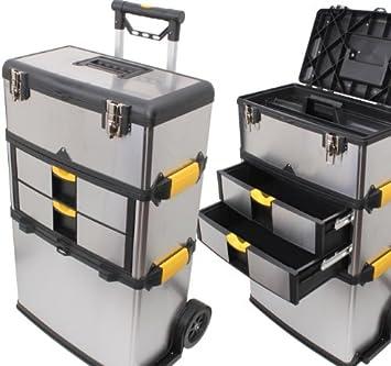 Elecsa 2045 - Caja de herramientas con ruedas: Amazon.es ...