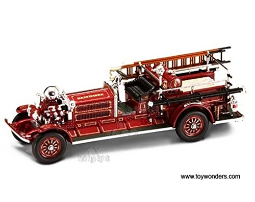 (Ahrens-Fox N-S-4 Fire Engine Baltimore (1923, 1:43, Red) 43004)