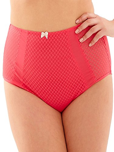 Sculptresse Gina Brief Raspberry USXXXX-Large