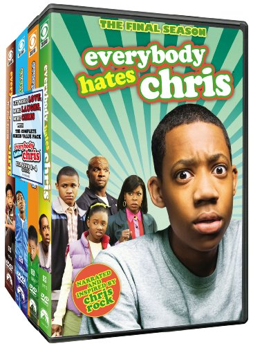 Everybody Hates Chris: The Complete Series by Paramount