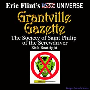 The Society of Saint Philip of the Screwdriver Audiobook