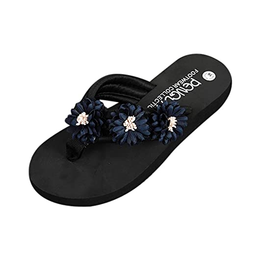 21f0094a0 Voberrycolorful Summer Fashion Slippers Sandals with High-heeled Platform  Sandals (36