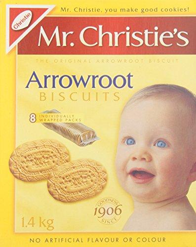 Mr. Christie's Arrowroot Biscuits, 1.40-Kilogram