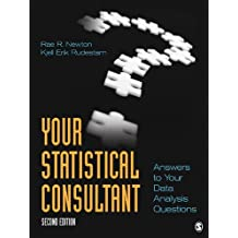 Your Statistical Consultant: Answers to Your Data Analysis Questions (English Edition)