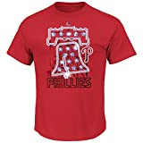 Majestic Philadelphia Phillies T-Shirt Imposing Your Will