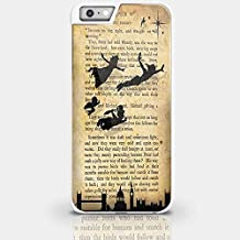 Peter Pan Wendy Flying in Chapter 4 for Iphone and Samsung Galaxy Case (iPhone 6 plus white)