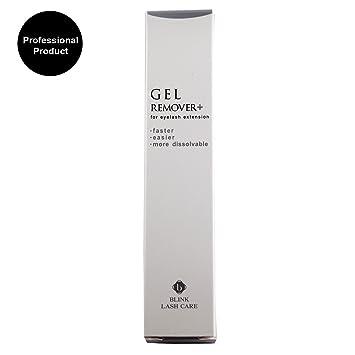 9240de74163 Amazon.com : Blink Lash Gel Remover for eyelash Extension, Professional  Grade, 30g : Beauty