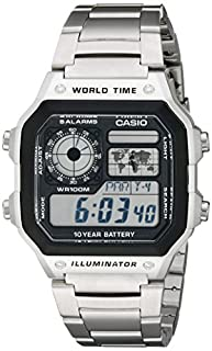 Casio Men's AE1200WHD-1A Stainless Steel Digital Watch (B0094B79CI) | Amazon Products