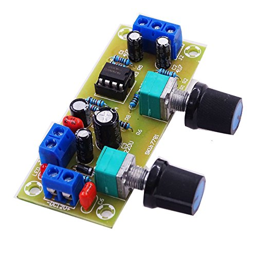 NITRIP TDA2030A Elektronische Audio Power Amplifier Board Einkanal 18 Watt DC 9-24 V DIY Kit