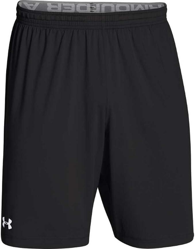 "Under Armour UA HeatGear Men/'s Pocket Raid 10/"" Shorts 1310133 Yellow Gold $35"