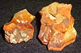 Sublime Gifts Raw Fire Opal / 2pc #5 / from