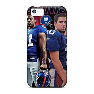 Defender Cases Case For Ipod Touch 5 Cover, New York Giants Pattern