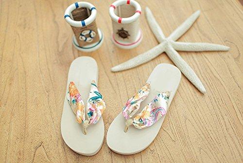 Nuevas señoras sandalias Casual Moda Playa verano sandalias zapatos de mujer