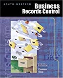 img - for Business Records Control by Joseph S. Fosegan (2000-01-06) book / textbook / text book