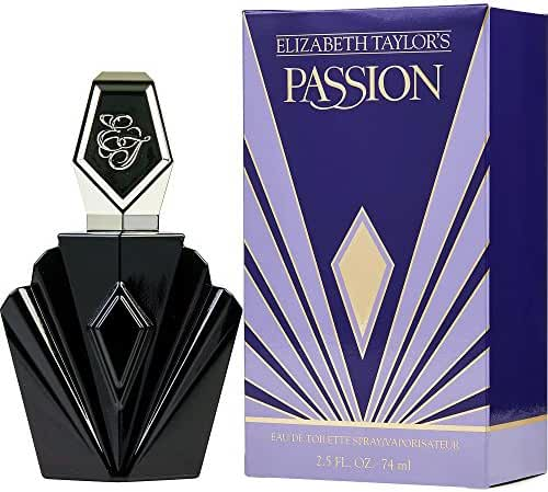 PASSION by Elizabeth Taylor EDT SPRAY 2.5 OZ for WOMEN ---(Package Of 4)