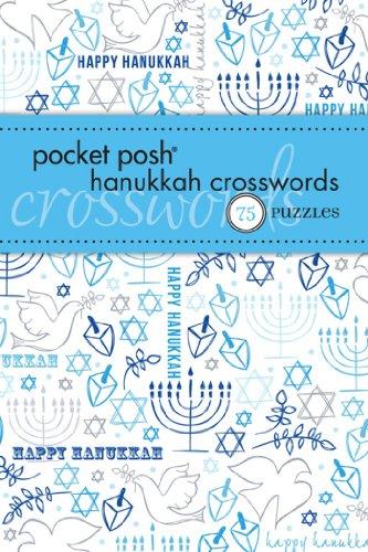 Pocket Posh Hanukkah Crosswords