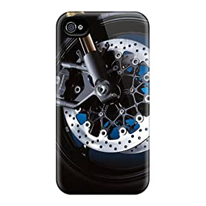 Ideal William M Anaximander Case Cover For Iphone 4/4s(suzuki Gsx R1000 Front), Protective Stylish Case