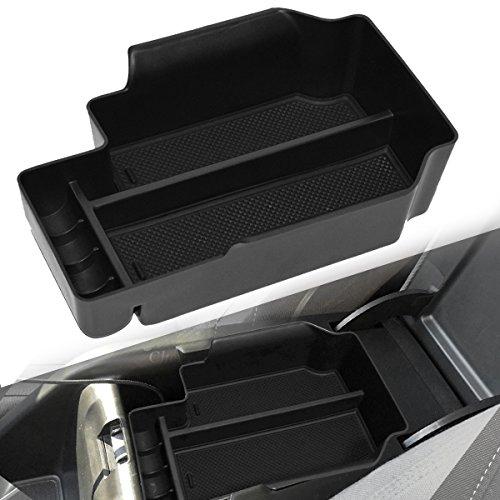 EDBETOS Center Console Organizer Tray for Chevy Colorado GMC Canyon 2015 2016 2017 2018 SLT ZR2 Accessories Organized Console Device