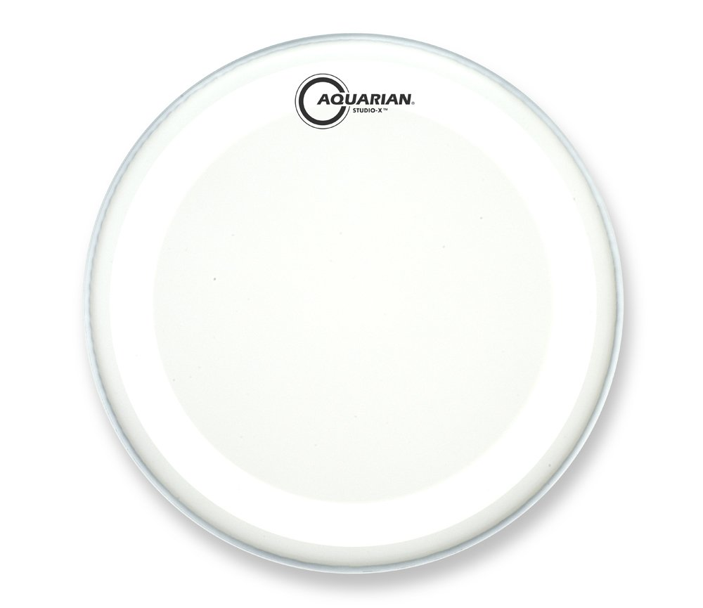Aquarian Drumheads TCSX6 Studio-X Coated 6-inch Tom Tom/Snare Drum Head