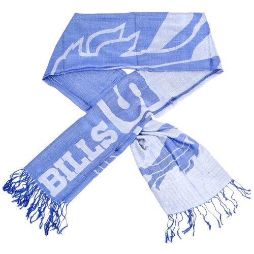 NFL Buffalo Bills Ladies 27'' x 78'' Scarf - Royal Blue/White