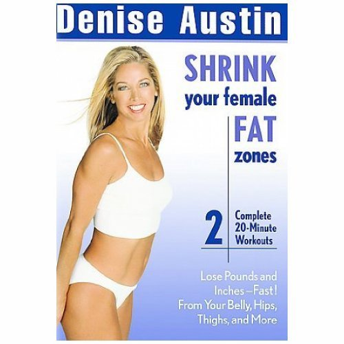 SHRINK YOUR FEMALE FAT ZONES - DVD Movie