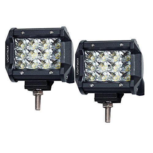 Square Led Lights Offroad - 8