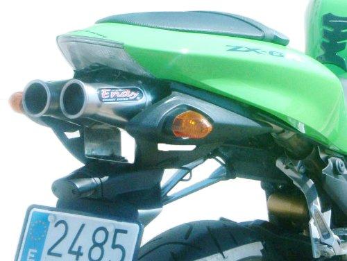 Kawasaki ZX6R Ninja 2005 - 2006 Endy Silenciador de escape ...
