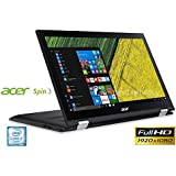 Acer Spin 3 SP315-51 (R5-571T) Touchscreen 2-1 Laptop Intel Core i7 up to 3.1GH 12GB 1TB 15.6 Full HD LED Cam HDMI (Certified Refurbished)