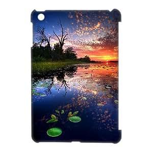 ALICASE Diy Sunset Phone Case For iPad Mini [Pattern-1]