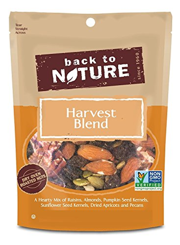 back-to-nature-trail-mix-harvest-blend-45-ounce-pack-of-12