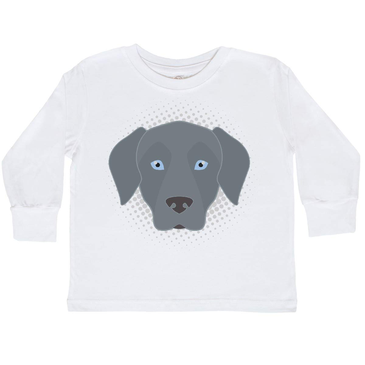 inktastic Blue Lacy Dog Gift Baby T-Shirt
