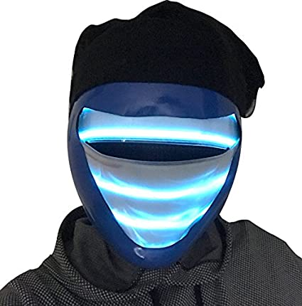 Amazon.com: Original Huboptic MAGNETIC BLUE FX - Blue Mask ...