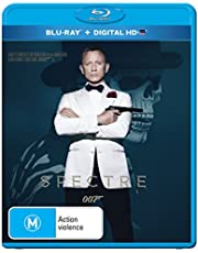 Spectre (Blu-ray)