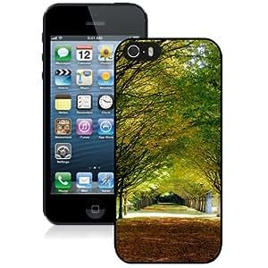 Cambridgeshire Hard Plastic iPhone 5 5S Protective Phone Case