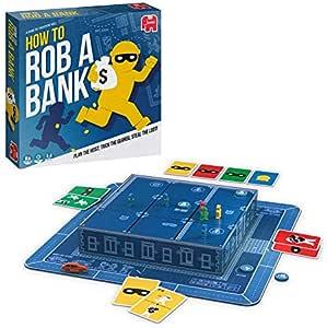 Outletdelocio. Diset 62402. Juego de Mesa como Robar un Banco. Edicion en Castellano: Amazon.es: Juguetes y juegos