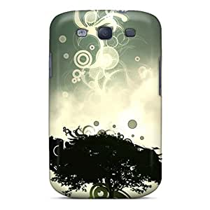 Protection Cases For Galaxy S3 / Cases Covers For Galaxy(natural 3d)