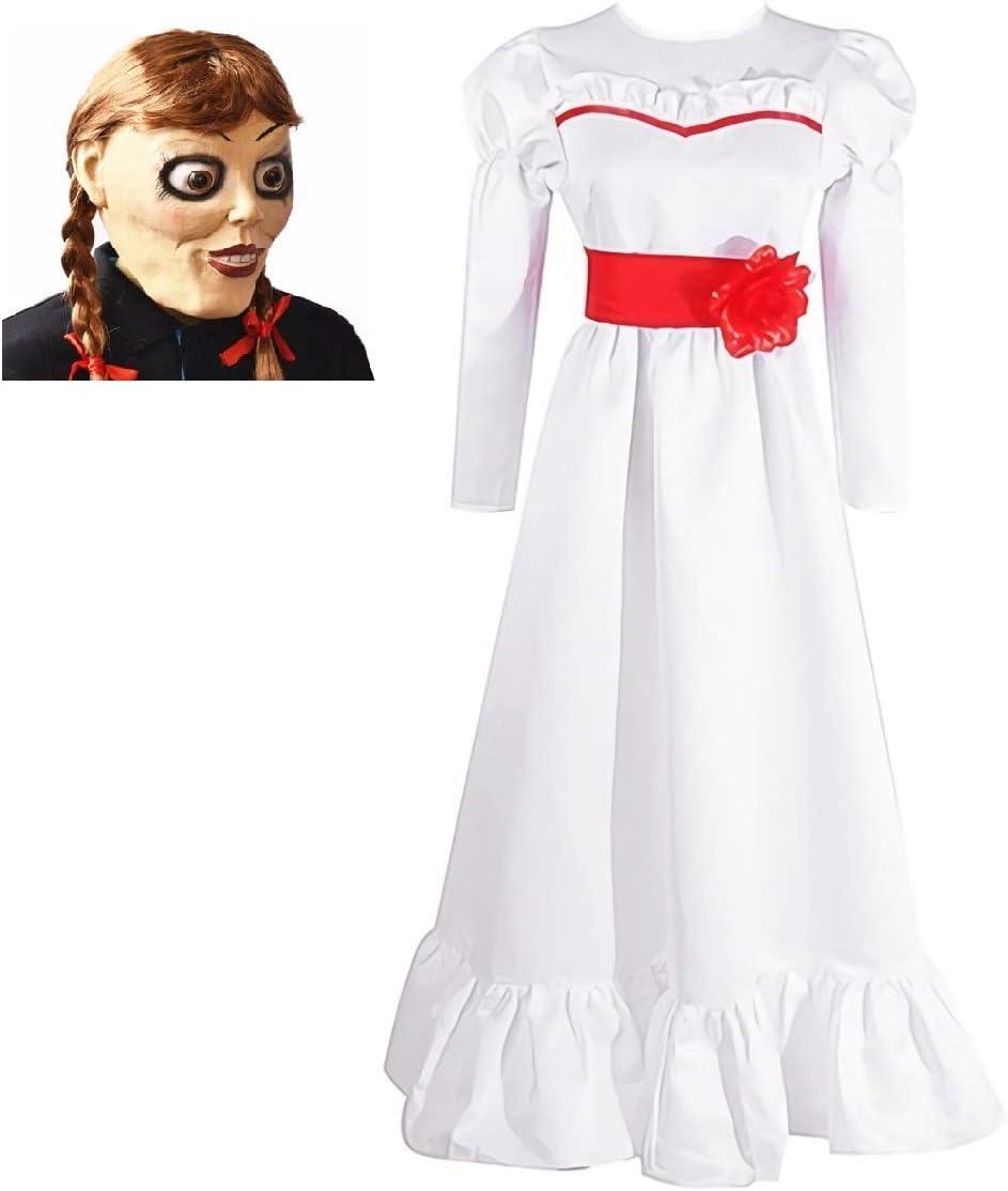 Dahuy Annabelle Role Play Disfraz Halloween Cosplay Disfraz Terror ...