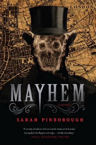 Mayhem pdf epub