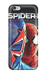 Sanp On Case Cover Protector For Iphone 6 Plus (amazing Spider Man)