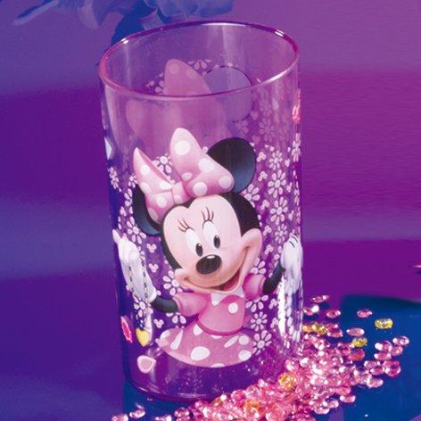 Trinkglas - Kindergeschirr Minnie Mouse Heim & Büro