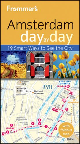 Frommer's Amsterdam Day by Day (Frommer's Day by Day - Pocket)