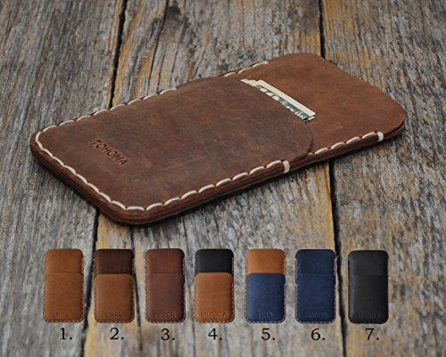 personalized-iphone-engraved-cover-case-wallet-genuine-leather-sleeve-pouch-shell